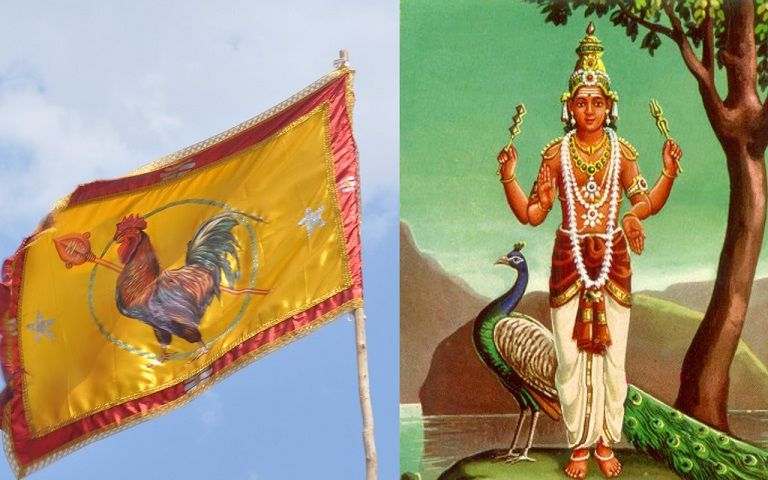 The-Significance-of-the-Seval-Kodi-to-Lord-Murugan