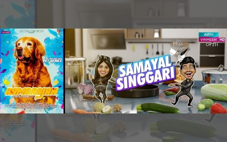 Vinmeen-HD-Brings-You-Malaysia-s-First-Tamil-Pet-Series-A-Cooking-Show-With-a-Difference-in-November