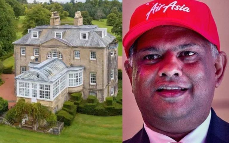 AirAsia-Boss-Tony-Fernandes-Selling-Scottish-Mansion-For-RM13-5mil