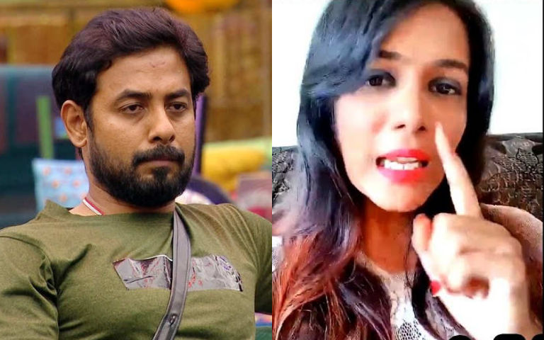 Meera-Mitun-Calls-Bigg-Boss-Aari-a-Fraud-Fans-are-Furious-Because-of-this-Tweet