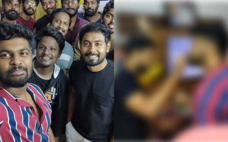 VIDEO-Bigg-Boss-Aari-Wins-Hearts-by-Surprising-a-Fan-on-His-Birthday