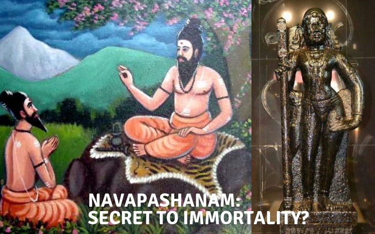 Bogar-and-His-Navapashanam-The-Secret-to-Immortality