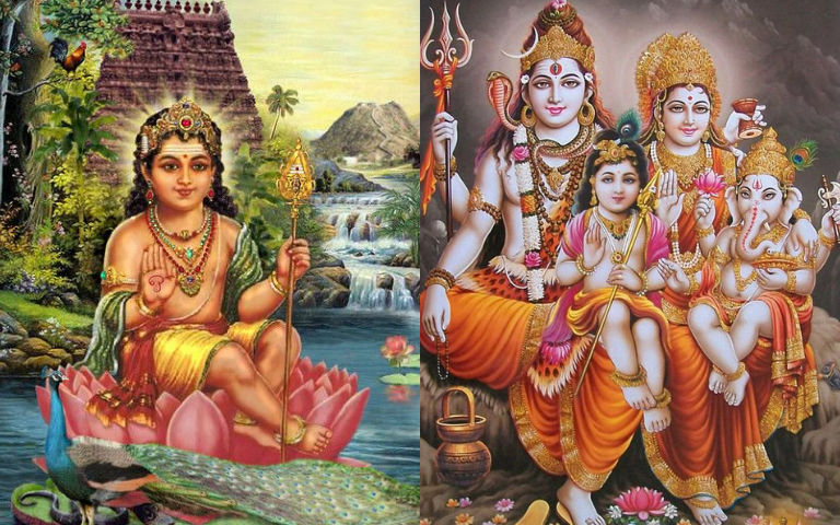 5-Most-Famous-Tales-of-Lord-Murugan