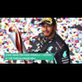History making Hamilton - Seven F1 World Titles