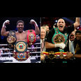 Arum says agreement reached for Fury-Joshua fight