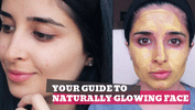 5 Natural Beauty Tricks for a Glowing Face