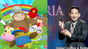 Didi & Friends Menang Anugerah di Asian Television Awards Ke-24