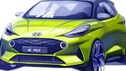 Hyundai tayang imej lakaran i10 generasi ketiga– Tiada lagi bentuk membosankan!