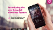 Astro GO Introduces the New Download Feature