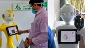 These Robots Assist The Fight Against COVID-19 in India