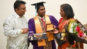 Commonwealth Youth Award Finalist Receives Royal Education Honours