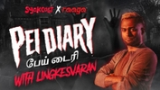Catch New Tamil Paranormal Podcast 'Pei Diary' on SYOK & RAAGA