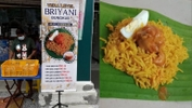 Floored By COVID-19 Pandemic, Businessman Starts Selling RM3 Chicken Briyani!