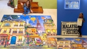 This Teacher Made The Record For Solving An 18K Piece Jigsaw Puzzle, By Herself!