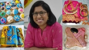 You would have probably come across images of Sundri Ramesh's works of art - cakes that look exactly like a saree, or other Indian traditional clothes. This is the story of the baker who gave up her corporate career to pursue her passion.