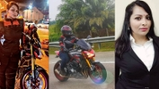 'Do What You Like', Female Superbiker Uvaneswari Tells Fellow Women
