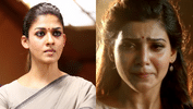 Nayanthara Gets Upset with Samantha in This Film Shoot?