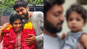 Bigg Boss Rio Raj's Heart-Touching Reunion with Daughter Goes Viral!