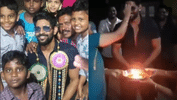 Bigg Boss Bala Receives a Grand Welcome Home; His Dance with Fans is Trending!