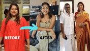 The Truth Behind Gitanjali Selvaraghavan's Weight Loss Transformation!