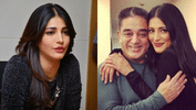 Shruti Haasan Doesn't Depend on Her Father for Money!