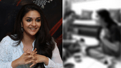Actress Keerthy Suresh Reveals the Real Love of Her Life!
