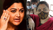 We Will Fight Till Our Last Breath! - Actress Khushbu Arrested!