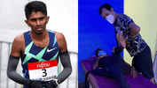 Prabudass Krishnan Breaks His Own National Record with Only One Week of Training!