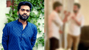 Simbu's Special Birthday Celebration for This Famous Actor Goes Viral!