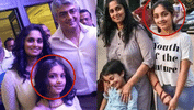 This is Thala Ajith's Reaction to His Daughter Acting!