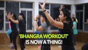 Bhangra To A Better Body!