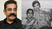 Kamal Haasan Gets Emotional On Mother's Day; Shares An Unseen Pic