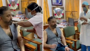 Kamal Haasan Heads To The Hospital; Urges People To Do The Right Thing!