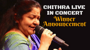 Singer Chithra Live In Concert Winners' List