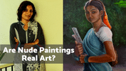 Chennai-based Artist Abused for Nude Paintings