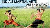 The Sad Truth About South India's Oldest Martial Arts!