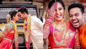 Suresh Raaga's Stunning Wedding Pictures Will Give You #CoupleGoals!