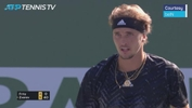 Fritz back from the brink to stun Zverev