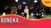 Ernie Zakri - Boneka ft Le' Lagoo Band | Gempak TV