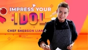 CHEF SHERSON LIAN GEMAR IKAN MASIN | Impress Your Idol