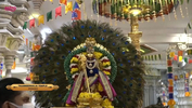 Penang's Thanneermalai Chariot Procession I Thaipusam 2021 LIVE
