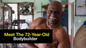 Meet The 72-Year-Old Bodybuilder