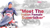 This Female Superbiker Is Breaking Stereotypes & Enjoying It