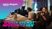Women should always know their rights and fight for them, says All Women's Action Society (AWAM) executive director Nisha Sabanayagam.  #astroulagam #womenempowerment