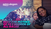 Ulagam Heroes│Meet The Mother of 45 Children Of All Races