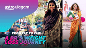 Ulagam Heroes│From Fat To Fab: A Dr's Weight Loss Journey