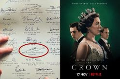 Malaysians Fascinated To Find Tun Mahathir's Signature In Netflix's 'The Crown'