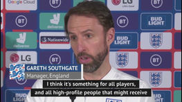 Southgate empathises with social media exodus