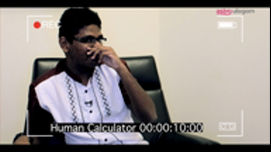 The REAL Secret Behind Human Calculator Yaashwin's Maths Skills