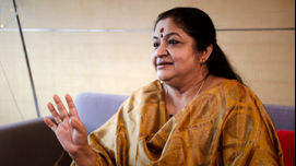 [EXCLUSIVE] Chithra: There is No Ego Clash Between Me and Mano